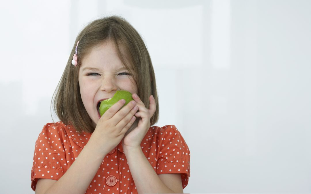 Healthy Kids Snacks for a Healthy Future